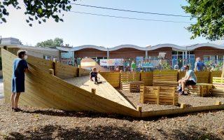 Kindvriendelijke schoolomgeving Wachtebeke genomineerd voor Verkeersveiligheidsprijs
